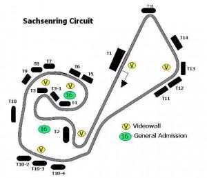 Sachenring circuit
