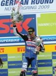 2009 WSB Germany - Nürburgring