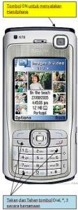 Memformat Nokia N70