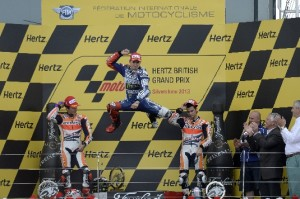 2013 MotoGP United Kingdom