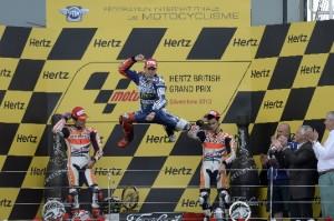 2013 MotoGP United Kingdom