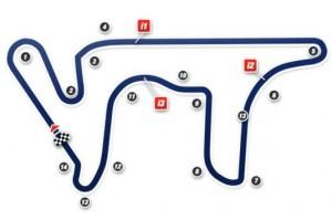 2015 MotoGP Argentina circuit