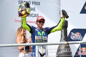 rossi 2015 MotoGP United States